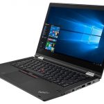 "LENOVO THINKPAD X380 YOGA (2-IN1) 20LH000VUS 8Th Gen Intel Corei7,1.9GHz,512GB SSD, 16GB RAM, Webcam,Wlan,bluetooth,Backlit Keyboard,Finger Print, 13.3 "" TouchScreen,Windows 10 Pro, Convertible"