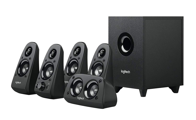 Logitech Z506 5.1Surround Sound Speaker Systems(Sorrund Sound Speakers)