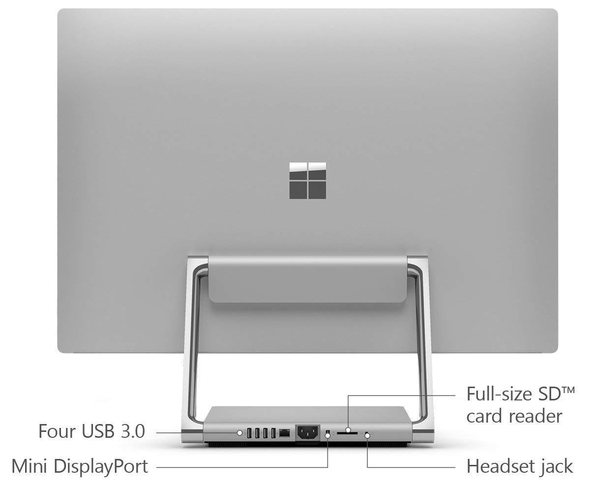 Microsoft Surface Studio (1st Gen) (Intel Core i7, 16GB RAM, 1TB)
