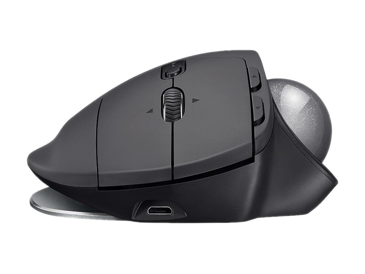 Logitech MX ERGO Advanced Wireless Trackball Mouse – 910-005177