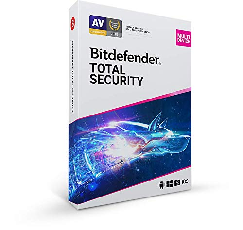 BITDEFENDER TOTAL SECURITY 5 User 1yr