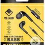 Villaon Earphone VEP-E11 Black